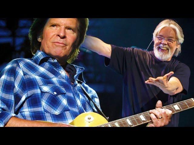 John Fogerty & Bob Seger - Who'll stop the rain?