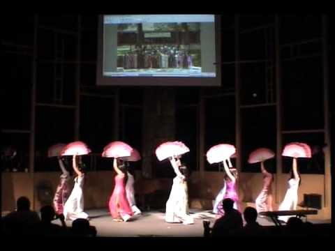 Múa  Quạt - Fan Dance