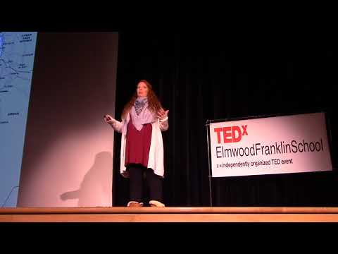 Exposing Reality With Stories | Lindsay Acker | TEDxElmwoodFranklinSchool