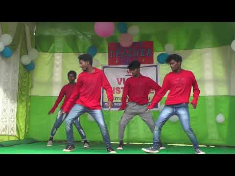 Dance By Somra And Bros. On The Occasion Of Teacher Day 2018