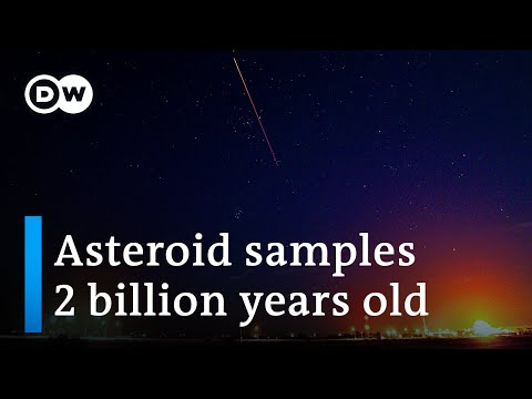 Japan's Hayabusa-2 space probe brings rare asteroid samples to Earth | DW News