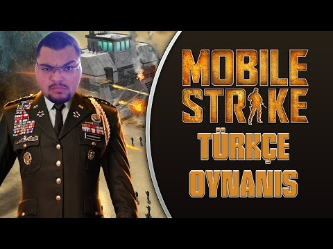 BABUŞUN ASKERİ ÜSSÜ  / Mobil Strike Türkçe