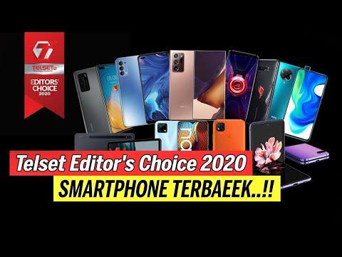 TELSET EDITOR'S CHOICE 2020: TOP SMARTPHONE 2020..!!