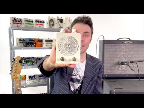 PRISTINA - Limited Edition Germanium Transistor Dual Boost Pedal