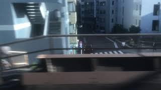 中央線快速E233系四ツ谷~御茶ノ水