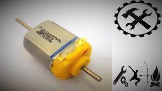 Ремонт электро - моторчика