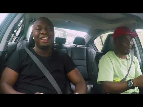 Comedian MC Lively#RideWithMe - The BukunmiPreacher Show
