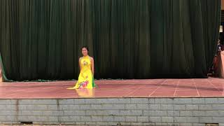 Múa  Nhạc  Hoa ( Nhạc Trung)-Trường THPT Thanh Chương1