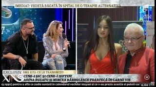 Cine-i șic și cine-i ieftin? Adina Buzatu și Mircea Bărbulescu foarfecă în carne vie