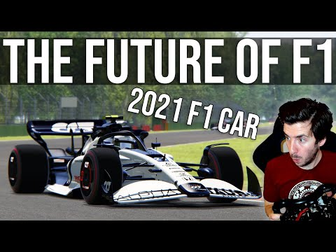 This Is The Future Of Formula 1