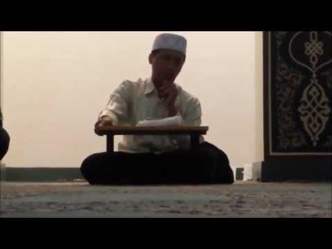 Ustadz Fatkhul Umam.  Tausiyah Ramadhan 2015  PPME Den Haag  By Wahyu