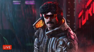 🔴 Dr Disrespect - LIVE EVENT - Legendary Warzone Tournament Run through Loser's Bracket
