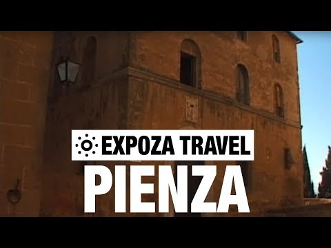 Pienza Vacation Travel Video Guide