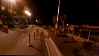 CDR KING ACTION CAMCORDER - NIGHT RIDE TEST
