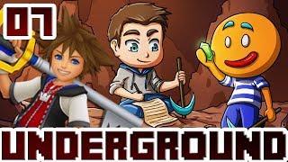 Minecraft Underground #7 Siph' sur Kingdom Hearts