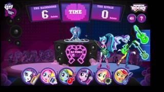 MLP game: MLP EG battle of the bands