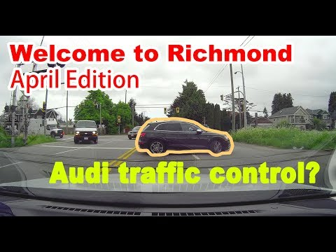 Welcome to Richmond - April 2018