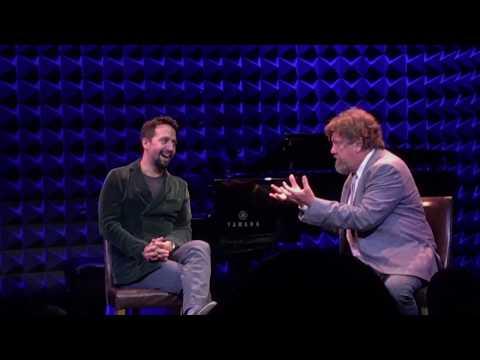 Lin-Manuel Miranda & Oskar Eustis in conversation - Anthony Quinn Foundation