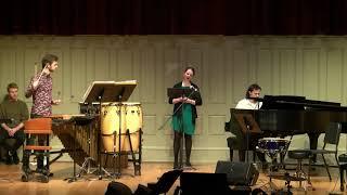 Ania Vu - a może... for voice, percussion, piano