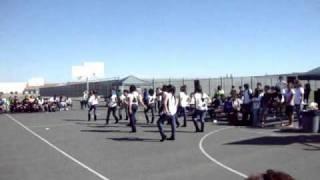 mths impulse dance company freshmen bbq 10 11