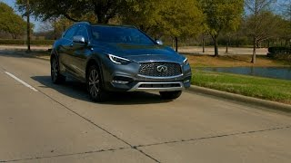 2017 Infiniti QX30 Test Drive and Review