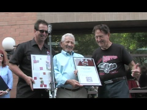 Land Speed World Record Holder, Don Monaco Inducted Into Cruising Walk Of Fame