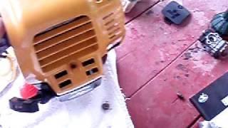 видео Двигатель Robin-Subaru EH035