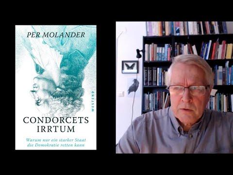 """Staat und Demokratie unter Beschuss: Per Molander im Gespräch zu seinem Buch """"Condorcets Irrtum"""