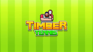 Timber Tennis Official Trailer (iOS, Android & Steam)