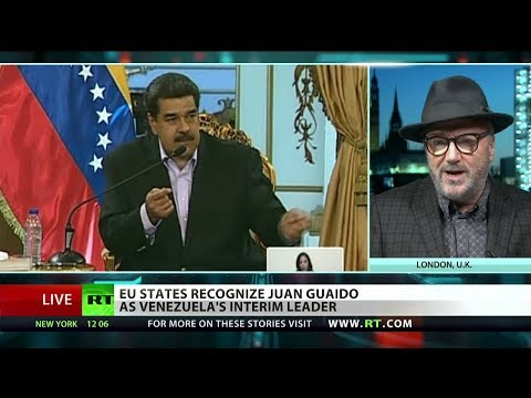 Galloway: Very real danger Venezuela will become new Libya or Syria""