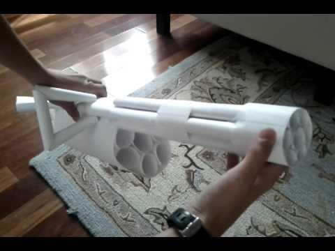 Paper M134 Mini gun(TF2)