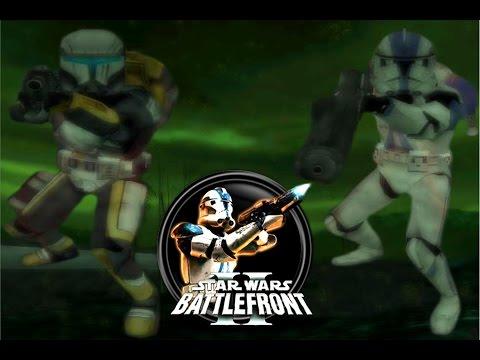 Star Wars Battlefront 2 Mods (HD): Gylesh: Seabed- Ultimate Battlefront The Clone Wars Era