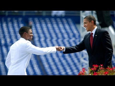 President Obama: Naval Academy Commencement