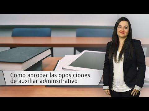 Vídeo Cursos administrativos