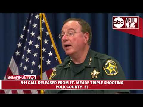 New info released on Ft. Meade triple shooting