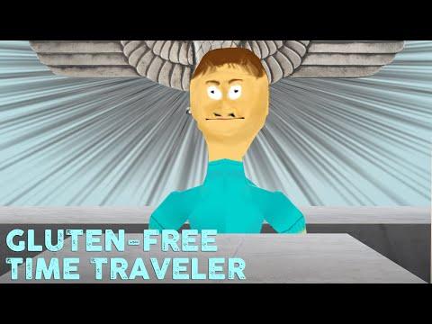 Gluten Free time traveler who kills Hitler