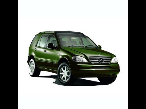 Mercedes W163  Service, Repair, Workshop Manual  Wiring