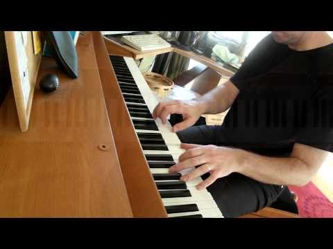 Editors - Eat Raw Meat = Blood Drool (Piano Cover)