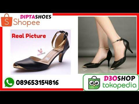 Jual Sepatu Kerja Wanita Pantofel | Sepatu Kerja Wanita Murah 089653134816