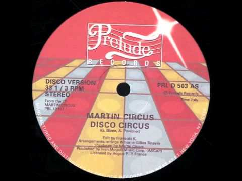 Martin Circus - Disco Circus (Talker Dub Edit)