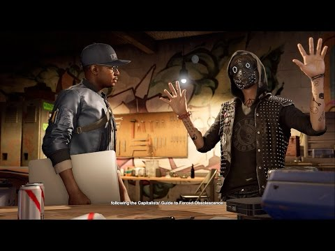 Watch Dogs 2: Unfinished 09/22/2016