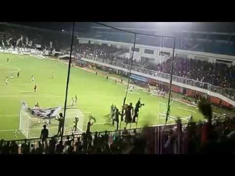 Gol Pertama Kemenangan PSS VS PSGC 08 Oktober 2013 @MIS Yogyakrta