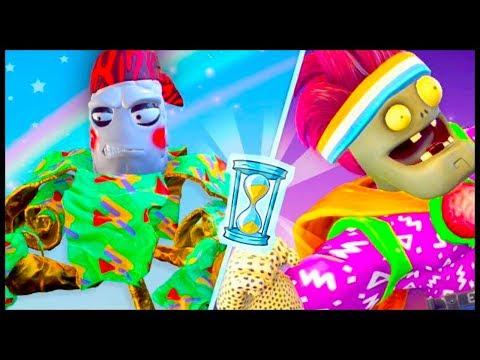 Party Hero Showcase!! Plants vs Zombies Garden Warfare 2
