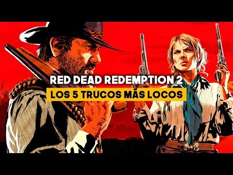 Red Dead Redemption 2: 5 TRUCOS IMPRESCINDIBLES