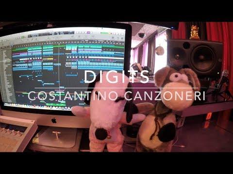 Costantino Canzoneri Digits Original Mix