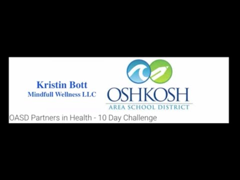OASD Partners in Health - 10 Day Challenge