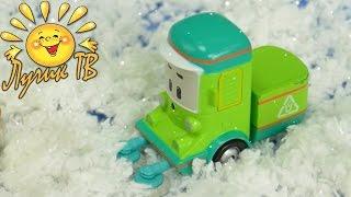 Робокар Поли и его друзья встречают Новый год Команда спасателей Мультики для детей 0+ онлайн