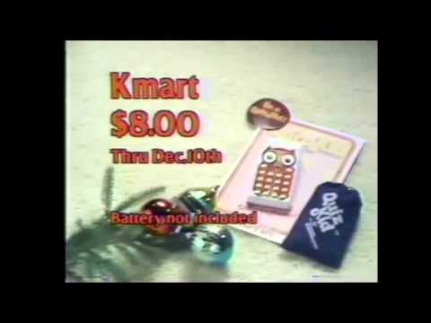 K Mart Quiz Kid Calculator commercial from 1977