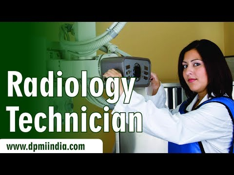 Radiology Technician, Radiologist at DPMI Paramedical Institute