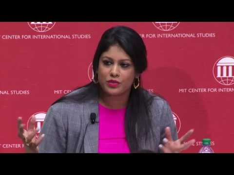 Starr Forum: Women's Empowerment: Are Global Development Org